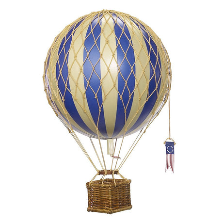 AUTHENTIC MODELS HOT AIR BALLOON BLUE