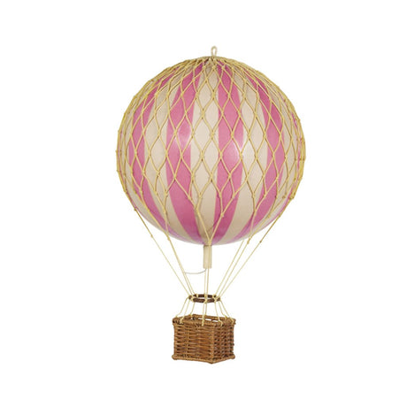 AUTHENTIC MODELS HOT AIR BALLOON PINK