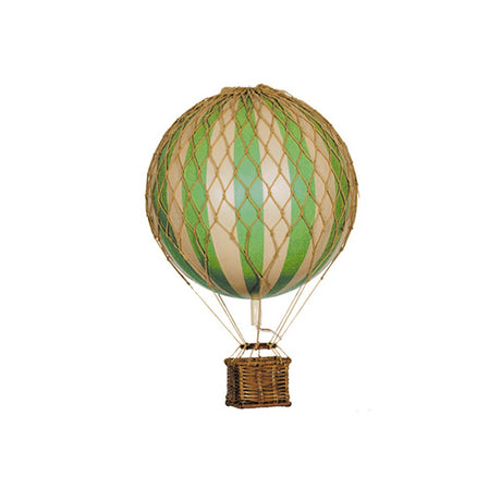 AUTHENTIC MODELS HOT AIR BALLOON GREEN