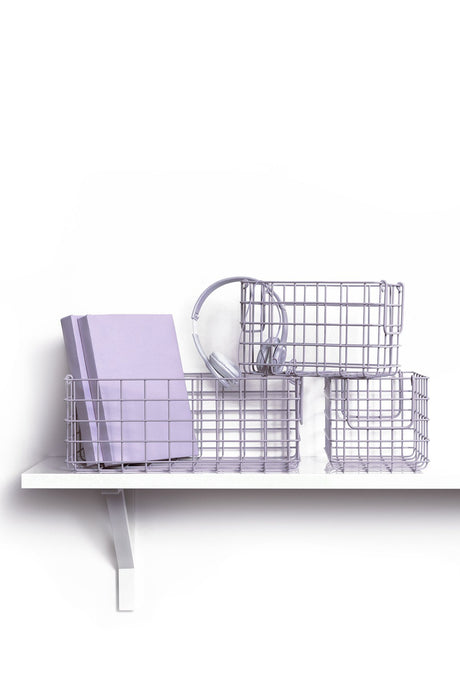 The Baskets In Lilac
