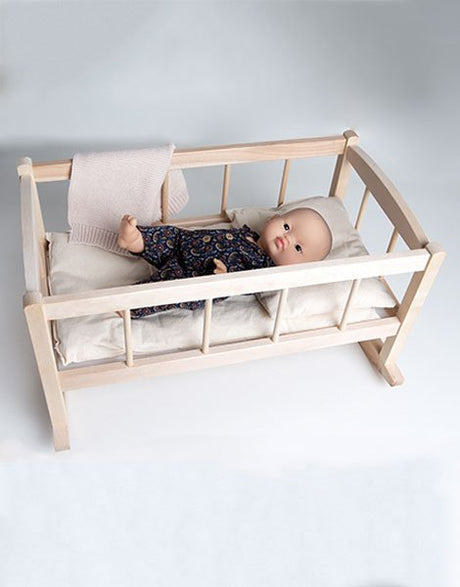 Cradle (To Fit Paola Reina Dolls 34cm)