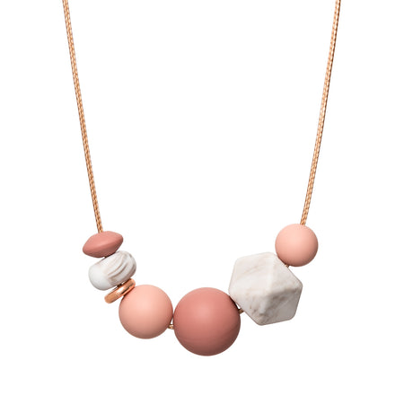 Teething Necklace - Treasured Dawn
