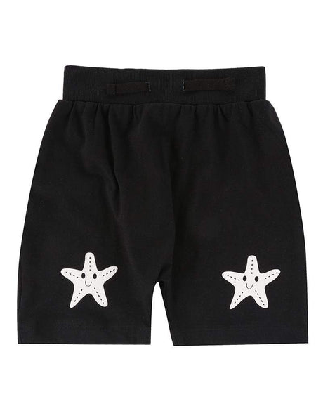 Starfish Knee Harem Shorts