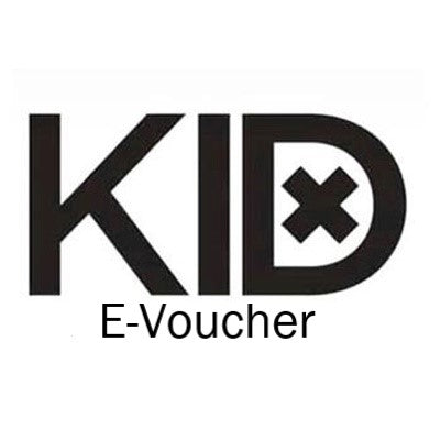 E-Gift Voucher (Can be used online)
