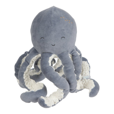 Soft Toy Octopus Ocean  - Blue