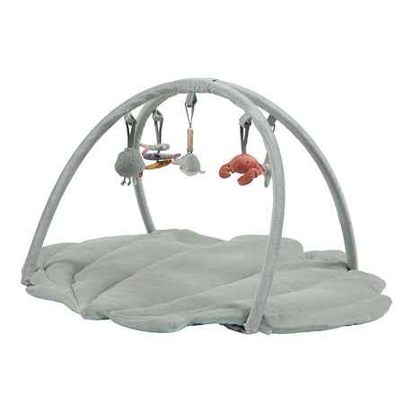 Activity Play Gym  - Shell Ocean Mint