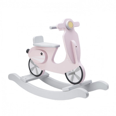 ROCKING SCOOTER PINK