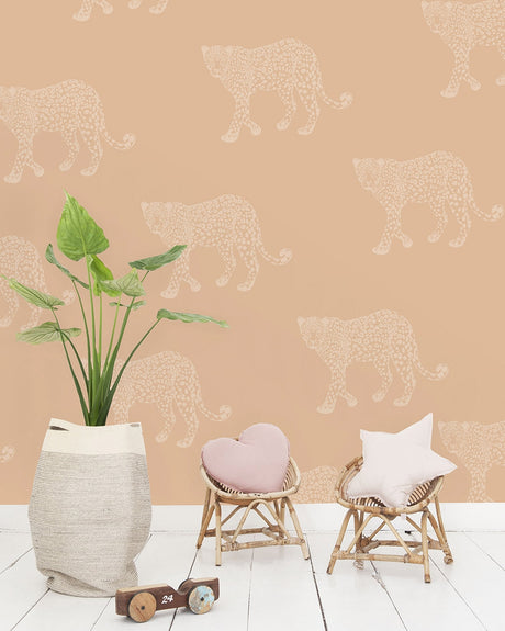 Pink Panther Wallpaper - Custom Order