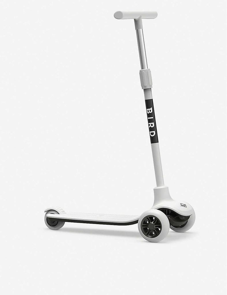 Birdie Kids Scooter - Non Electric - White