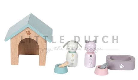 Doll's house extra furniture set- pets