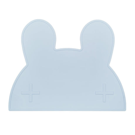 We Might Be Tiny -Bunny Place mat - Powder Blue