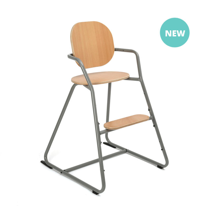 Charlie Crane TIBU high chair - Grey