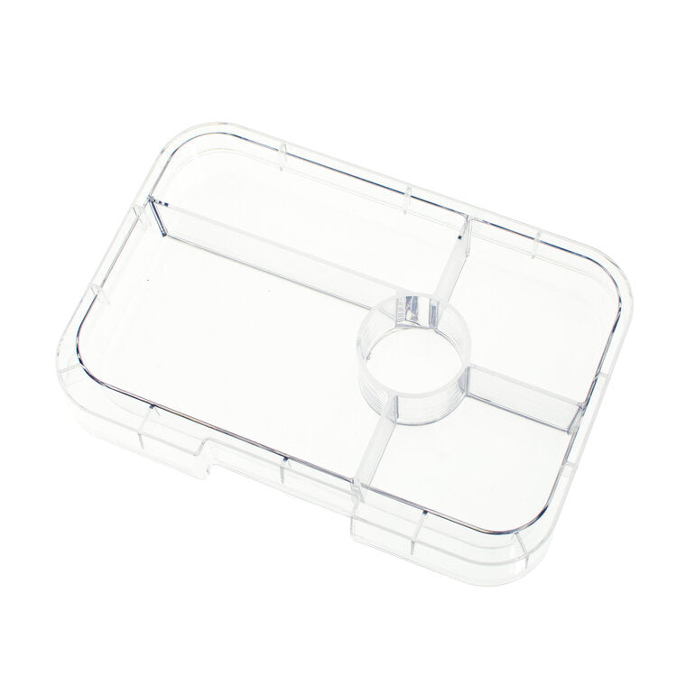 Yumbox Tapas - Clear Extra Tray - 5 Compartments