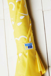 Colour-Revealing Kids Umbrella - Yellow