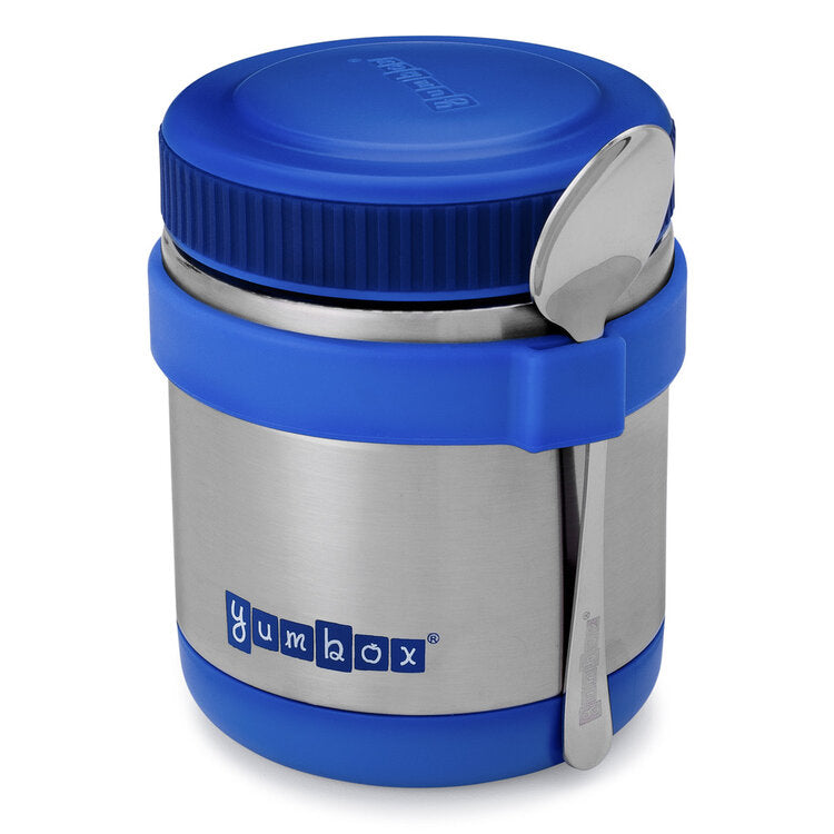 Yumbox Zuppa Thermos With Spoon - Neptune Blue