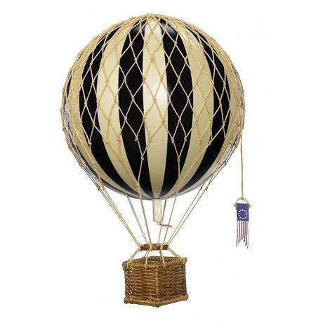AUTHENTIC MODELS HOT AIR BALLOON MONOCHROME
