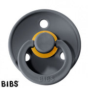 BIBS Pacifier - Iron and Sand (Size 2: 6 month +)- 2 pack