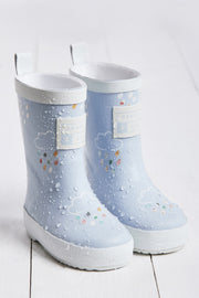 Colour-Revealing Wellies - Baby Blue