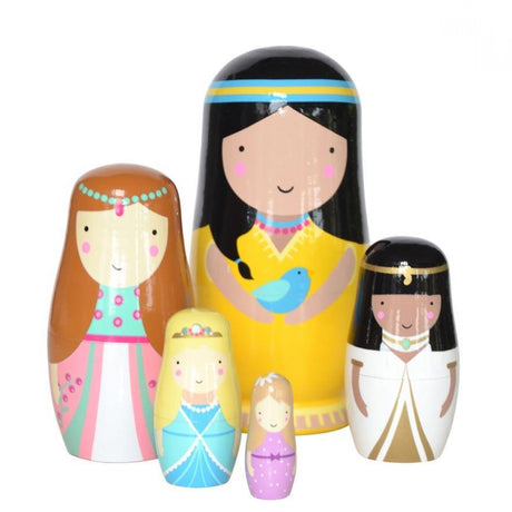 Nesting Dolls - Princesses