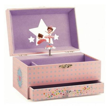 The Ballerina's Tune Musical Box