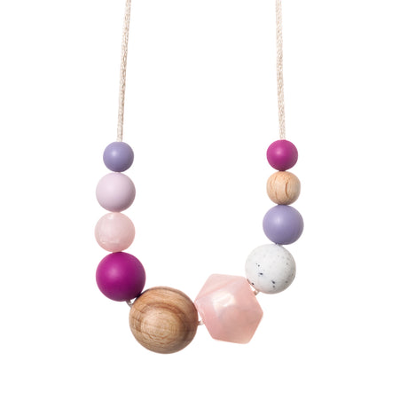 Teething Necklace- Haze