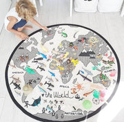 oyoy 'The World' Rug