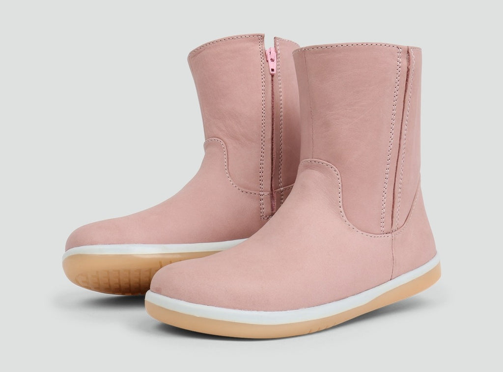 Shire Boots - Blush Shimmer
