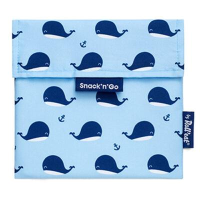 Snack'n'Go Kids Large - Whales