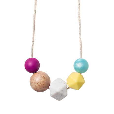 Teething Necklace - Surf