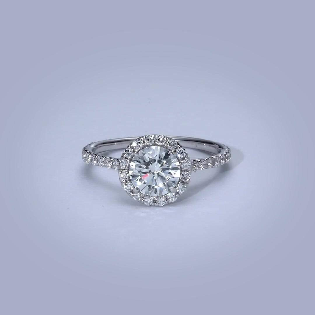 The Natalie Engagement Ring