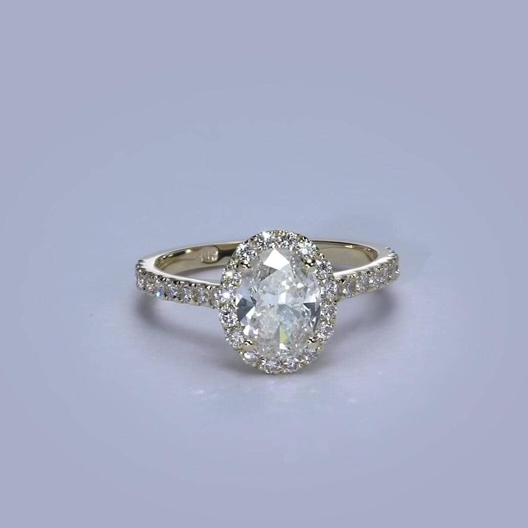 The Maria Engagement Ring