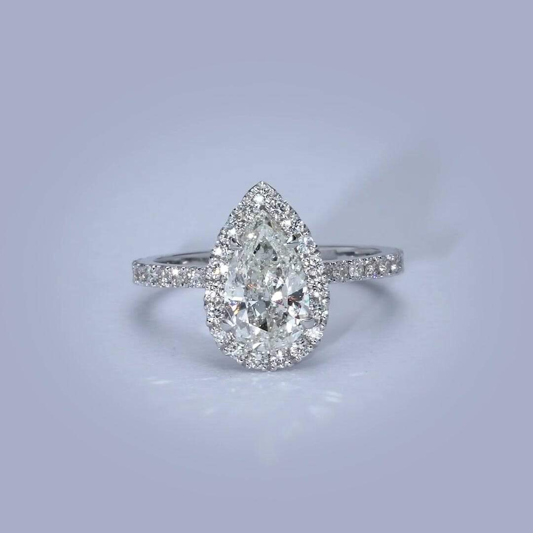 The Shelby Engagement Ring