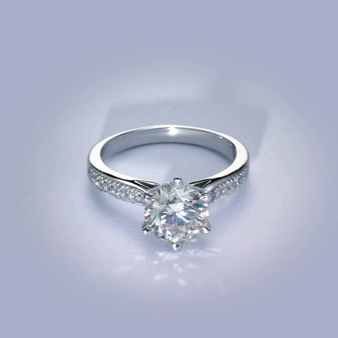 The Talia Engagement Ring