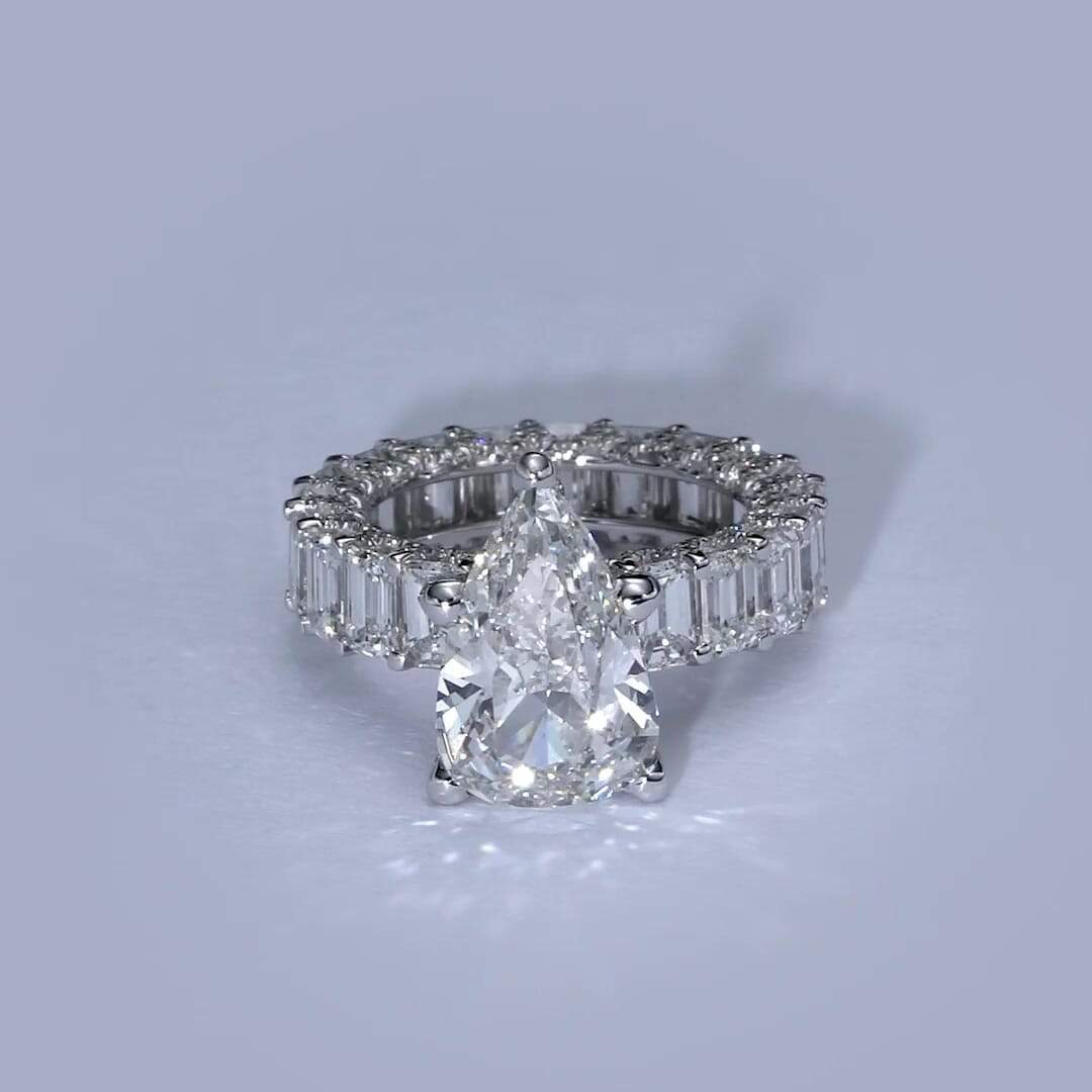 The Arabella Engagement Ring