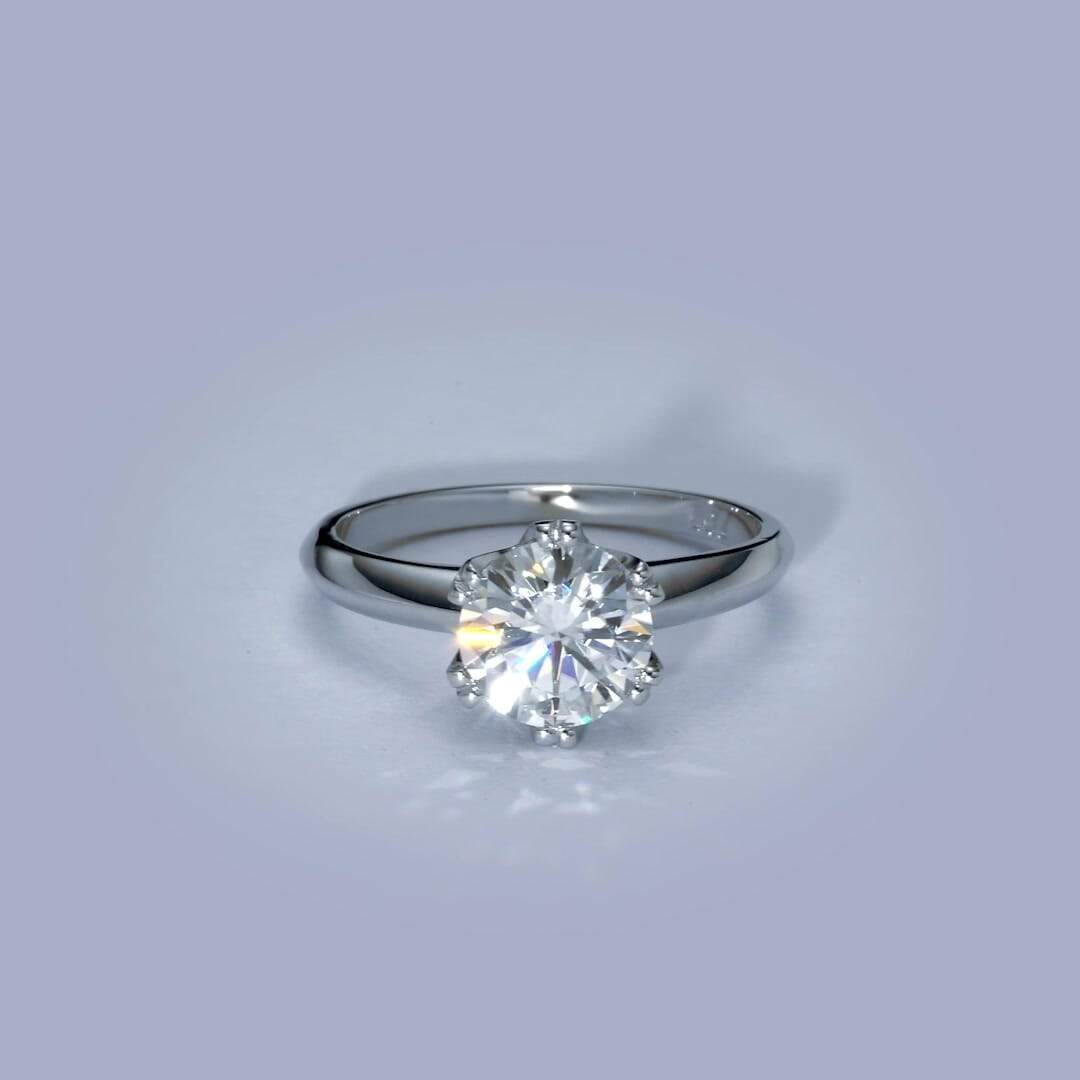 The Alexis Engagement Ring