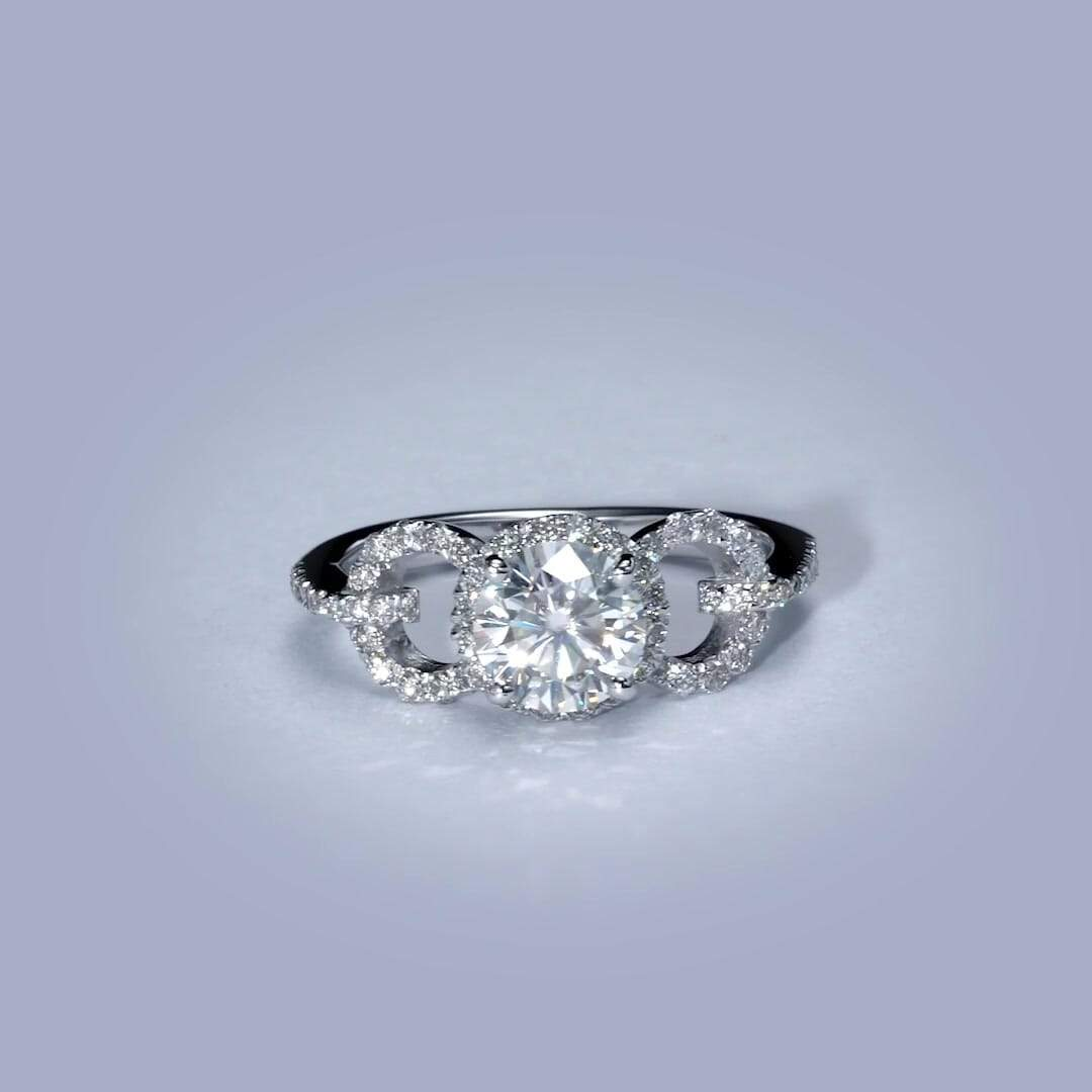 The Elize Engagement Ring
