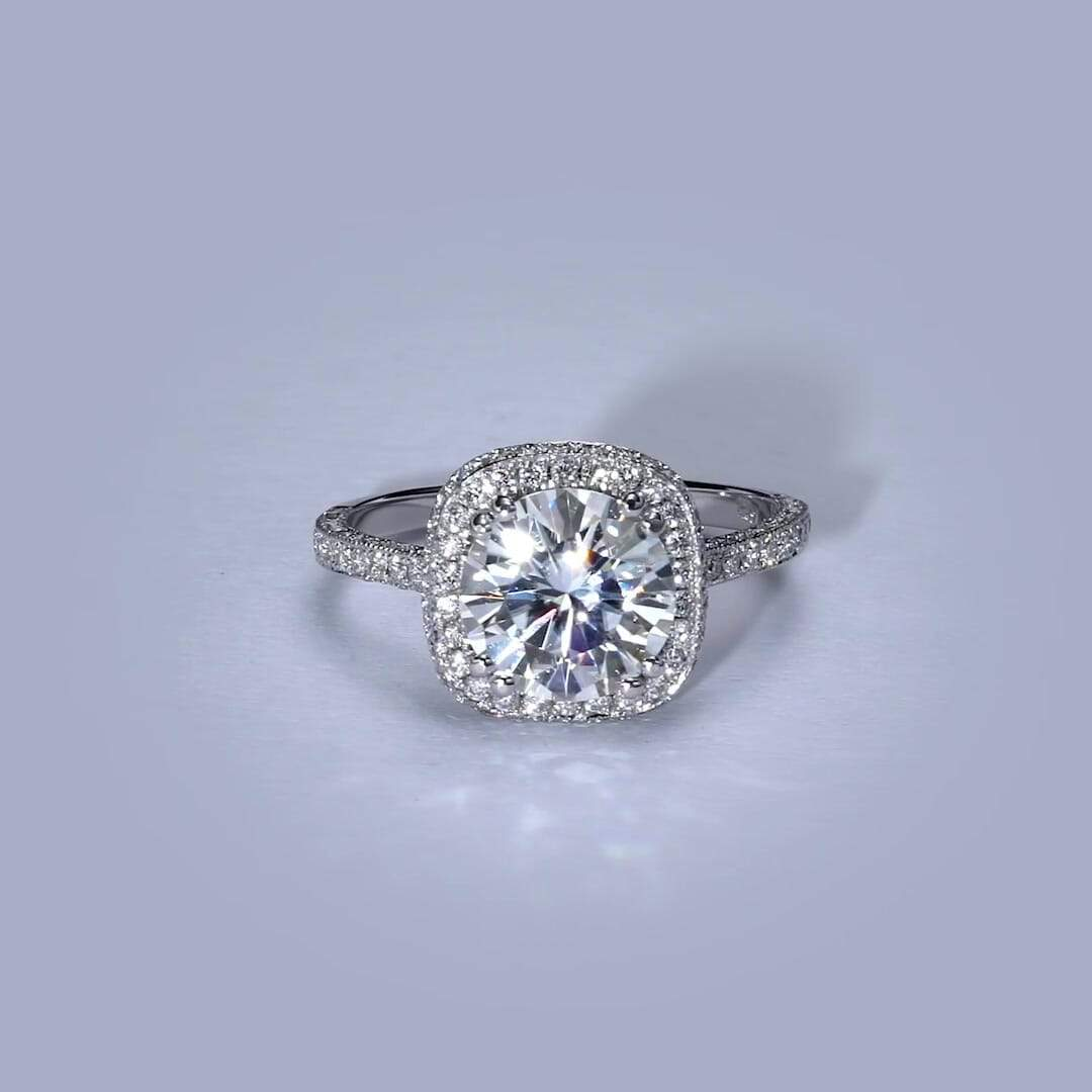 The Ava Engagement Ring