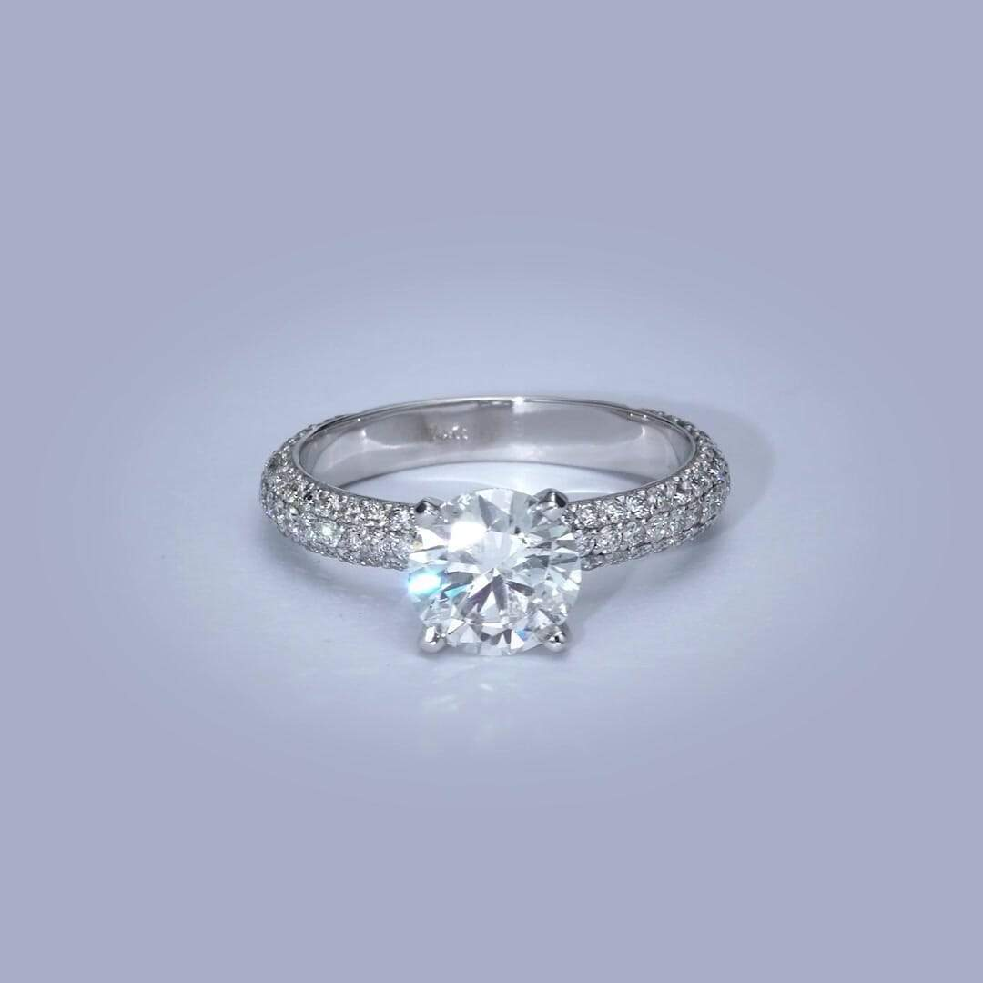 The Charlotte Engagement Ring
