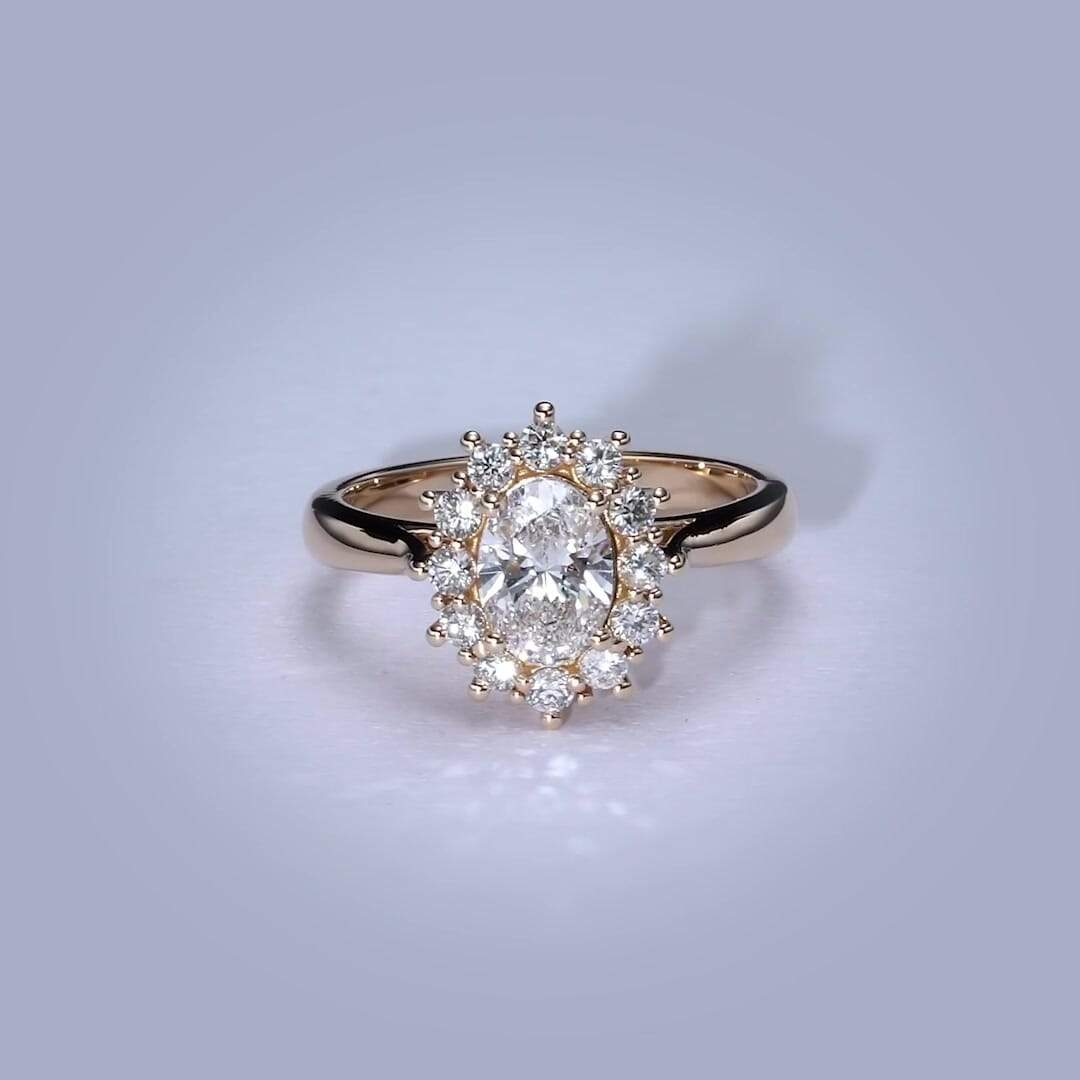 The Bella Engagement Ring