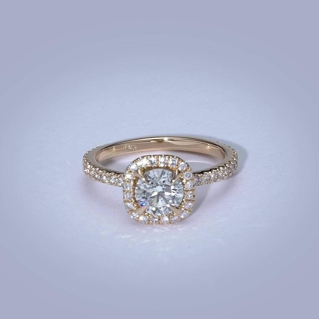 The Claudia Engagement Ring