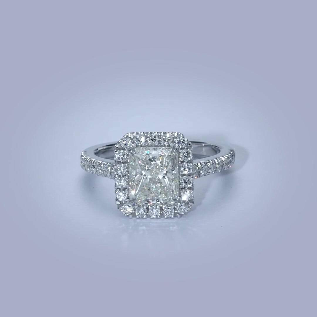 The Andrea Engagement Ring