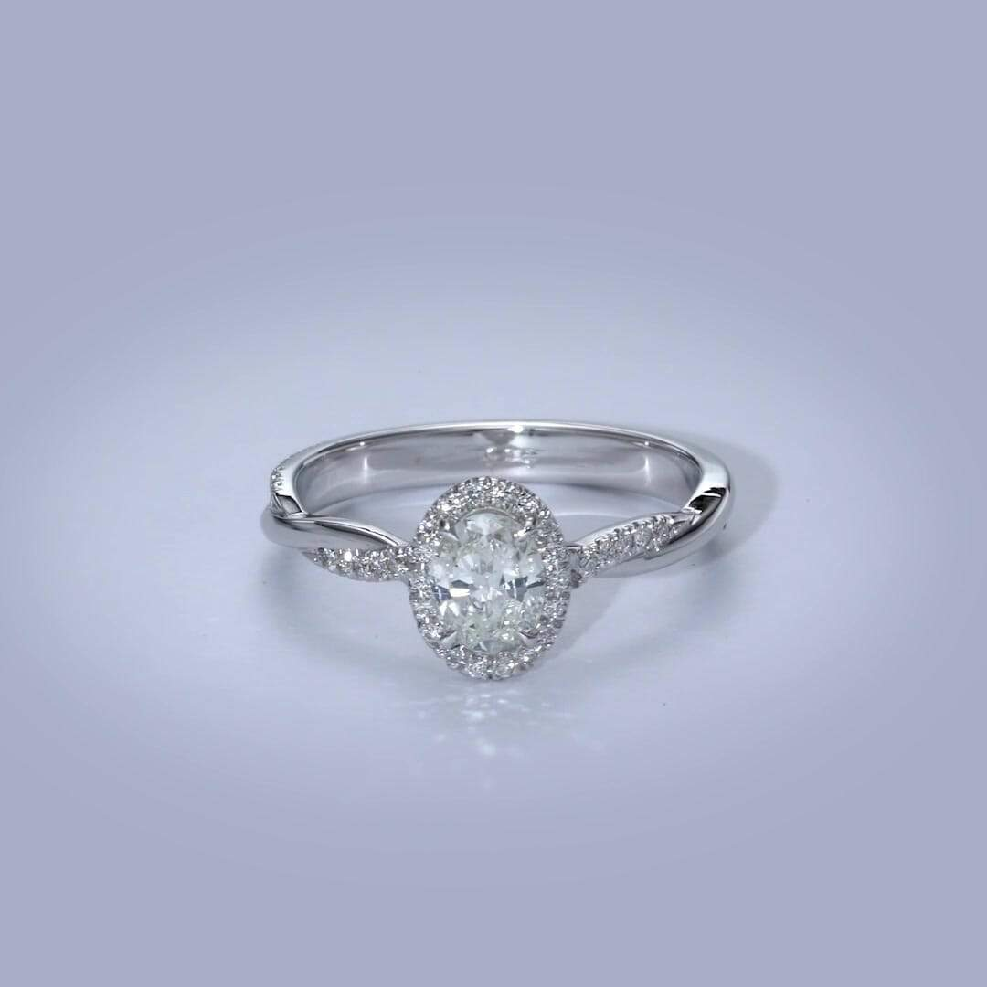 The Abigail Engagement Ring