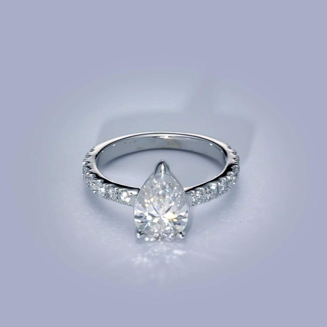 The Hailey Engagement Ring