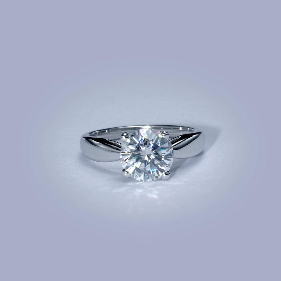 The Diana Engagement Ring