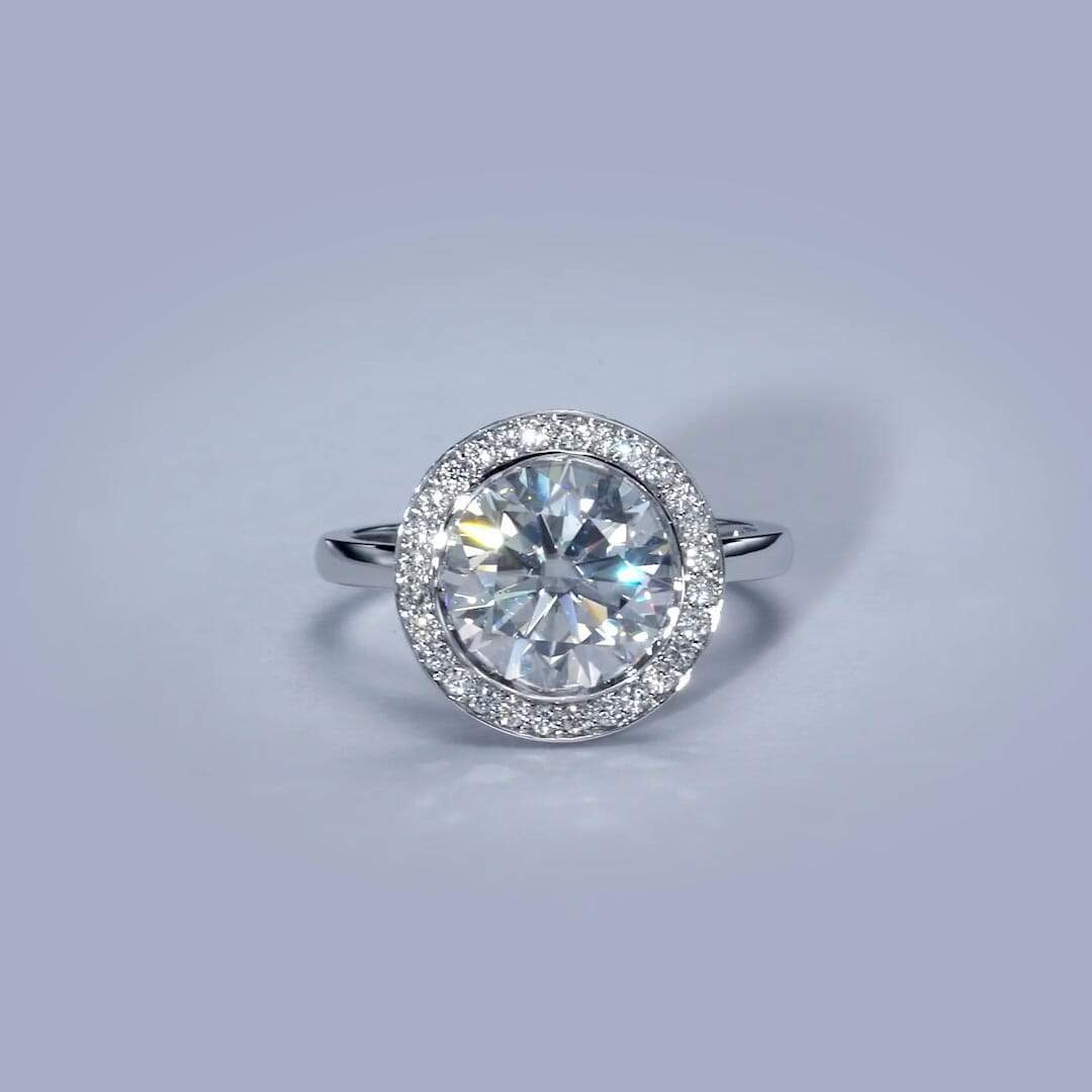 The Rosalie Engagement Ring