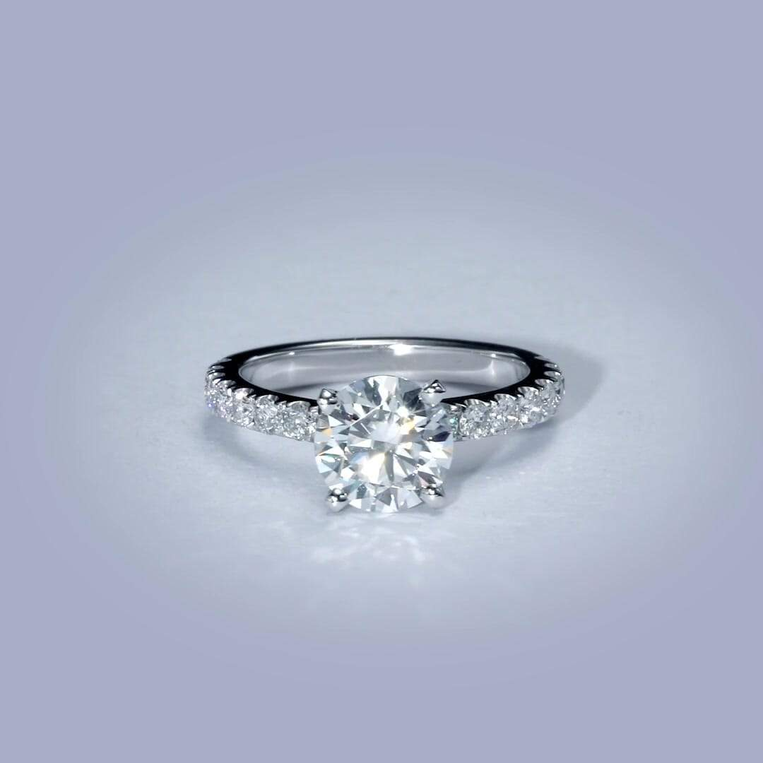 The Alison Engagement Ring