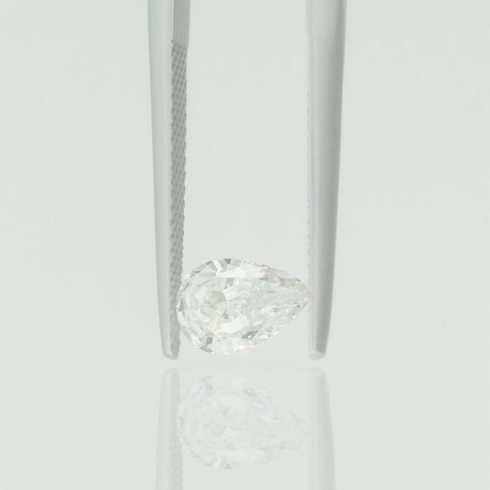 1.01 Carat Pear D SI1 Certified Loose Diamond