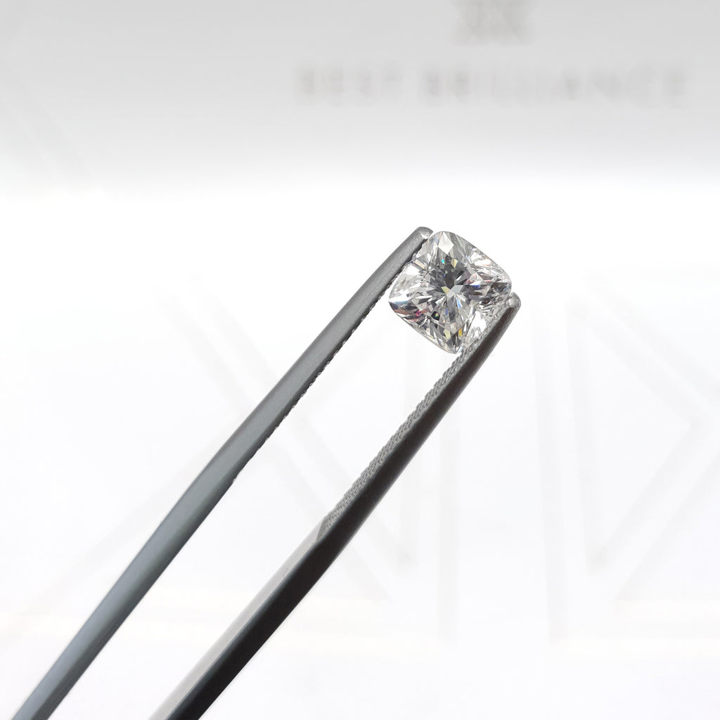 1.01 Carat Cushion D VS1 Certified Loose Diamond