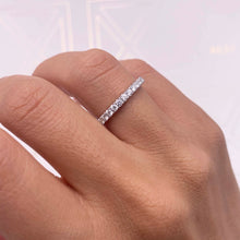 Load image into Gallery viewer, Blair Diamond Wedding Ring (1/2 Carat)