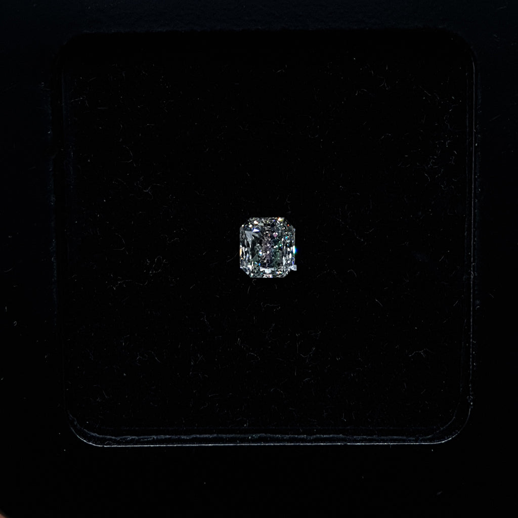 1.10 Carat Radiant G VS2 Certified Loose Diamond
